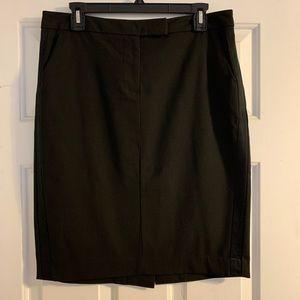 Old Navy Tuxedo Skirt size 8